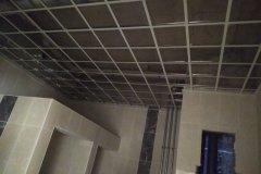 okul tuvaleti tavan