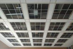 ahsap akustik tavan karkası